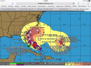 Hurricane Matthew. (jpet)