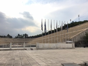 1st Olympic Stadium.
