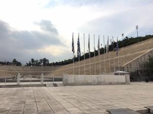 1st Olympic Stadium.